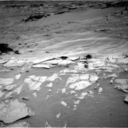 Nasa's Mars rover Curiosity acquired this image using its Right Navigation Camera on Sol 746, at drive 1618, site number 41