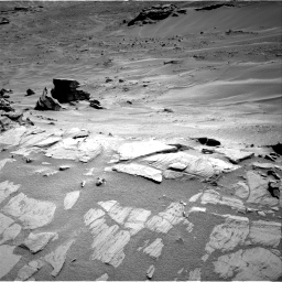 Nasa's Mars rover Curiosity acquired this image using its Right Navigation Camera on Sol 746, at drive 1630, site number 41