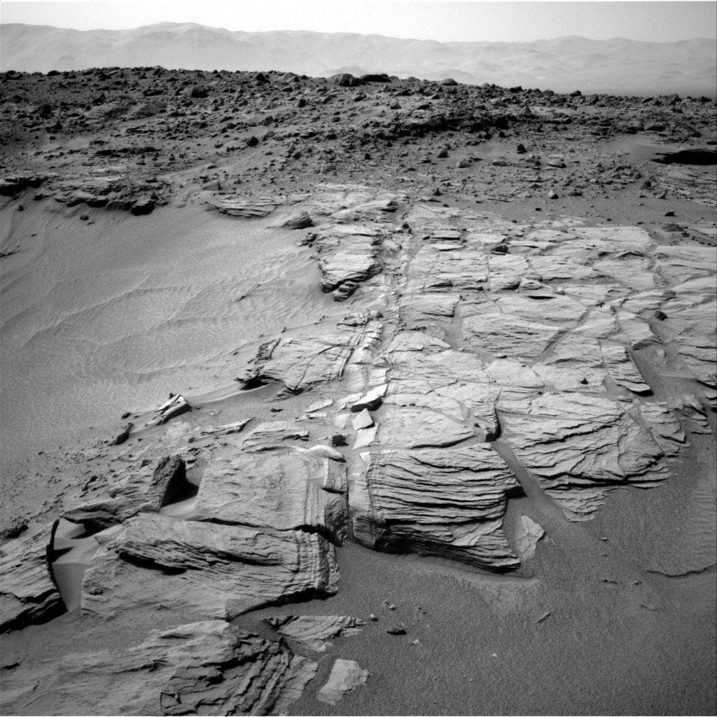 Nasa's Mars rover Curiosity acquired this image using its Right Navigation Camera on Sol 746, at drive 1642, site number 41