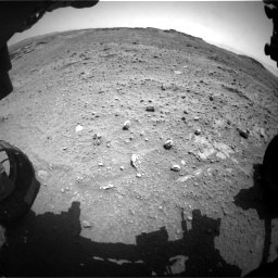 Nasa's Mars rover Curiosity acquired this image using its Front Hazard Avoidance Camera (Front Hazcam) on Sol 747, at drive 2110, site number 41