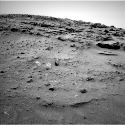 Nasa's Mars rover Curiosity acquired this image using its Left Navigation Camera on Sol 747, at drive 1690, site number 41