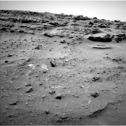 Nasa's Mars rover Curiosity acquired this image using its Left Navigation Camera on Sol 747, at drive 1696, site number 41