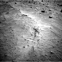 Nasa's Mars rover Curiosity acquired this image using its Left Navigation Camera on Sol 747, at drive 1822, site number 41