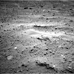 Nasa's Mars rover Curiosity acquired this image using its Left Navigation Camera on Sol 747, at drive 2110, site number 41