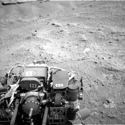Nasa's Mars rover Curiosity acquired this image using its Left Navigation Camera on Sol 747, at drive 2122, site number 41