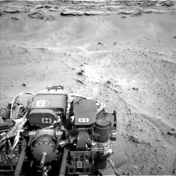 Nasa's Mars rover Curiosity acquired this image using its Left Navigation Camera on Sol 747, at drive 2188, site number 41