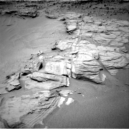 Nasa's Mars rover Curiosity acquired this image using its Right Navigation Camera on Sol 747, at drive 1642, site number 41