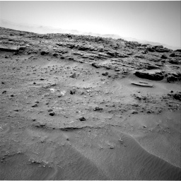 Nasa's Mars rover Curiosity acquired this image using its Right Navigation Camera on Sol 747, at drive 1678, site number 41