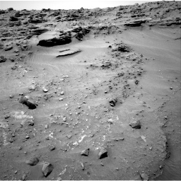 Nasa's Mars rover Curiosity acquired this image using its Right Navigation Camera on Sol 747, at drive 1714, site number 41