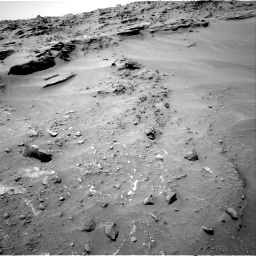 Nasa's Mars rover Curiosity acquired this image using its Right Navigation Camera on Sol 747, at drive 1720, site number 41
