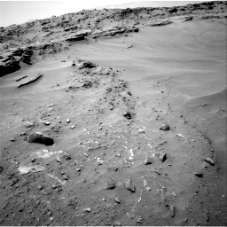 Nasa's Mars rover Curiosity acquired this image using its Right Navigation Camera on Sol 747, at drive 1726, site number 41