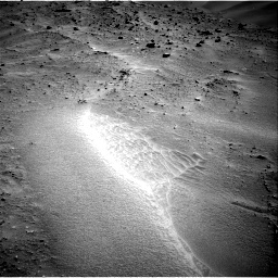 Nasa's Mars rover Curiosity acquired this image using its Right Navigation Camera on Sol 747, at drive 1798, site number 41