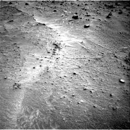 Nasa's Mars rover Curiosity acquired this image using its Right Navigation Camera on Sol 747, at drive 1816, site number 41
