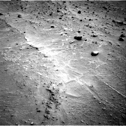 Nasa's Mars rover Curiosity acquired this image using its Right Navigation Camera on Sol 747, at drive 1828, site number 41
