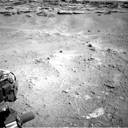 Nasa's Mars rover Curiosity acquired this image using its Right Navigation Camera on Sol 747, at drive 2158, site number 41