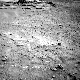 Nasa's Mars rover Curiosity acquired this image using its Right Navigation Camera on Sol 747, at drive 2164, site number 41