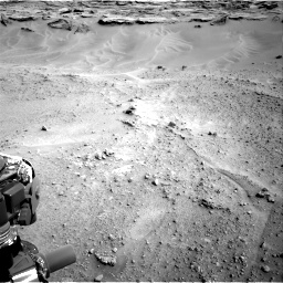 Nasa's Mars rover Curiosity acquired this image using its Right Navigation Camera on Sol 747, at drive 2182, site number 41