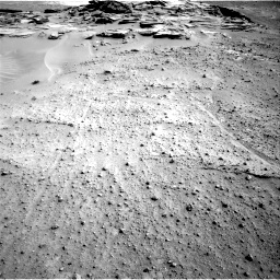 Nasa's Mars rover Curiosity acquired this image using its Right Navigation Camera on Sol 747, at drive 2218, site number 41