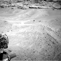 Nasa's Mars rover Curiosity acquired this image using its Right Navigation Camera on Sol 747, at drive 2224, site number 41
