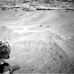 Nasa's Mars rover Curiosity acquired this image using its Right Navigation Camera on Sol 747, at drive 2230, site number 41