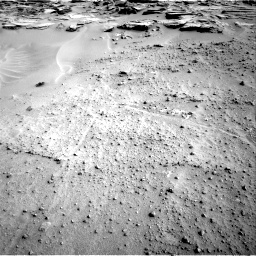 Nasa's Mars rover Curiosity acquired this image using its Right Navigation Camera on Sol 747, at drive 2242, site number 41
