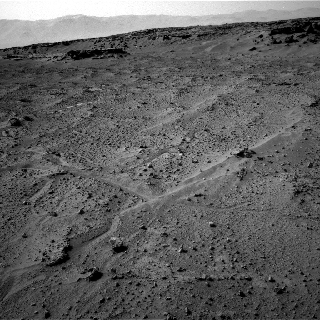 Nasa's Mars rover Curiosity acquired this image using its Right Navigation Camera on Sol 747, at drive 0, site number 42