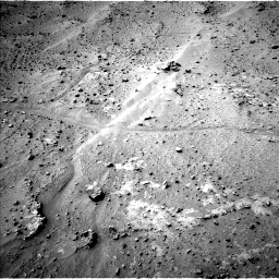 Nasa's Mars rover Curiosity acquired this image using its Left Navigation Camera on Sol 748, at drive 24, site number 42