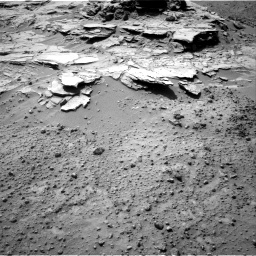 Nasa's Mars rover Curiosity acquired this image using its Right Navigation Camera on Sol 748, at drive 174, site number 42