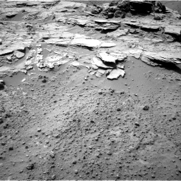 Nasa's Mars rover Curiosity acquired this image using its Right Navigation Camera on Sol 748, at drive 180, site number 42