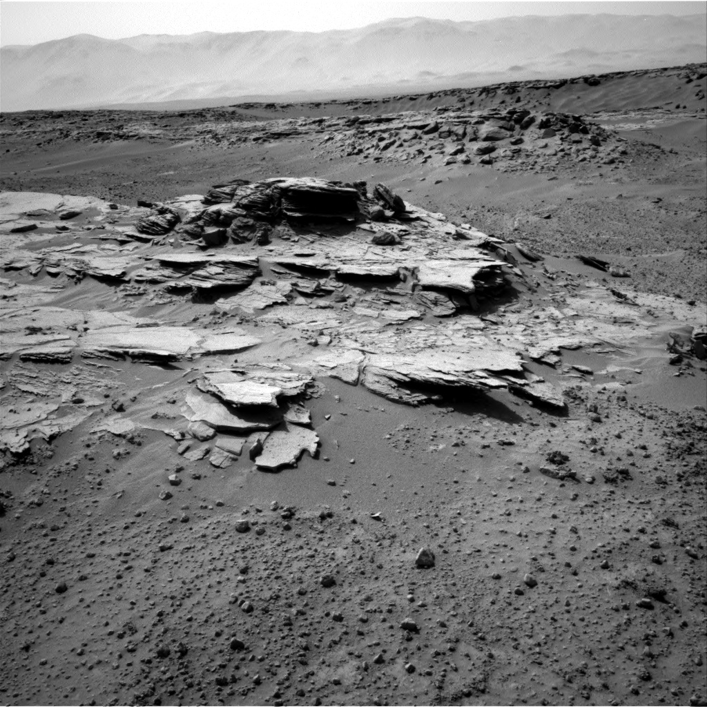 Nasa's Mars rover Curiosity acquired this image using its Right Navigation Camera on Sol 748, at drive 186, site number 42