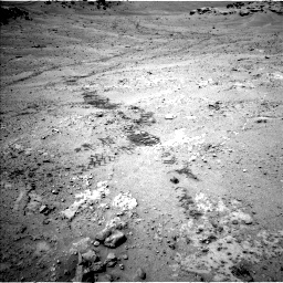 Nasa's Mars rover Curiosity acquired this image using its Left Navigation Camera on Sol 751, at drive 240, site number 42