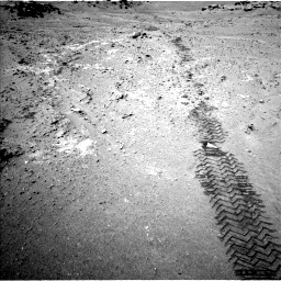 Nasa's Mars rover Curiosity acquired this image using its Left Navigation Camera on Sol 751, at drive 282, site number 42