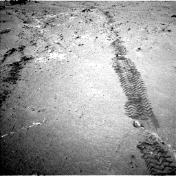 Nasa's Mars rover Curiosity acquired this image using its Left Navigation Camera on Sol 751, at drive 294, site number 42