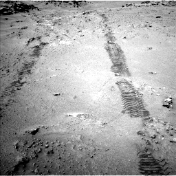 Nasa's Mars rover Curiosity acquired this image using its Left Navigation Camera on Sol 751, at drive 306, site number 42