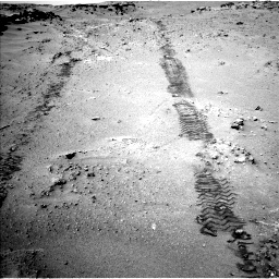 Nasa's Mars rover Curiosity acquired this image using its Left Navigation Camera on Sol 751, at drive 312, site number 42