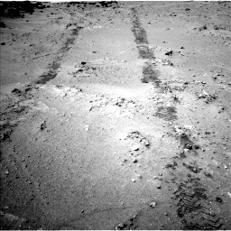 Nasa's Mars rover Curiosity acquired this image using its Left Navigation Camera on Sol 751, at drive 330, site number 42