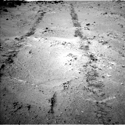 Nasa's Mars rover Curiosity acquired this image using its Left Navigation Camera on Sol 751, at drive 336, site number 42