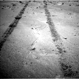Nasa's Mars rover Curiosity acquired this image using its Left Navigation Camera on Sol 751, at drive 384, site number 42