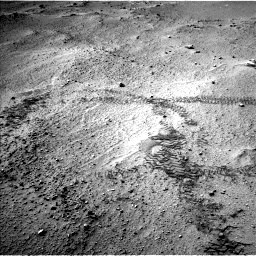Nasa's Mars rover Curiosity acquired this image using its Left Navigation Camera on Sol 751, at drive 492, site number 42