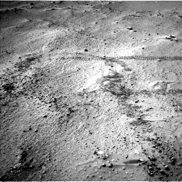 Nasa's Mars rover Curiosity acquired this image using its Left Navigation Camera on Sol 751, at drive 498, site number 42