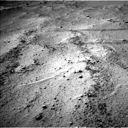 Nasa's Mars rover Curiosity acquired this image using its Left Navigation Camera on Sol 751, at drive 510, site number 42
