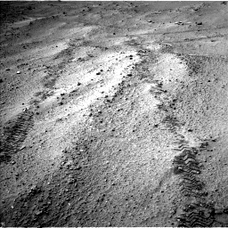 Nasa's Mars rover Curiosity acquired this image using its Left Navigation Camera on Sol 751, at drive 534, site number 42