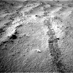 Nasa's Mars rover Curiosity acquired this image using its Left Navigation Camera on Sol 751, at drive 564, site number 42