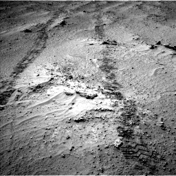 Nasa's Mars rover Curiosity acquired this image using its Left Navigation Camera on Sol 751, at drive 606, site number 42