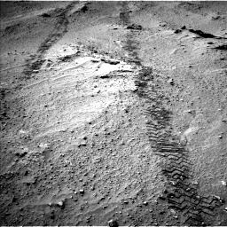 Nasa's Mars rover Curiosity acquired this image using its Left Navigation Camera on Sol 751, at drive 618, site number 42