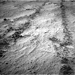 Nasa's Mars rover Curiosity acquired this image using its Left Navigation Camera on Sol 751, at drive 660, site number 42