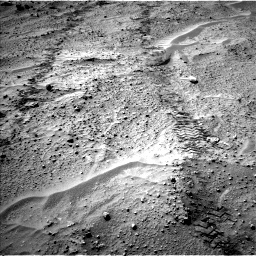 Nasa's Mars rover Curiosity acquired this image using its Left Navigation Camera on Sol 751, at drive 720, site number 42