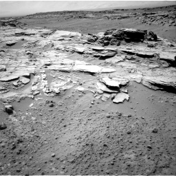 Nasa's Mars rover Curiosity acquired this image using its Right Navigation Camera on Sol 751, at drive 186, site number 42