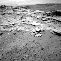 Nasa's Mars rover Curiosity acquired this image using its Right Navigation Camera on Sol 751, at drive 192, site number 42