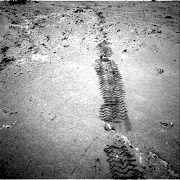 Nasa's Mars rover Curiosity acquired this image using its Right Navigation Camera on Sol 751, at drive 294, site number 42